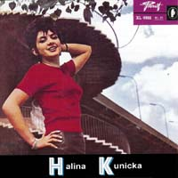 Halina Kunicka in 1# Polish CD Store-SKOK